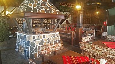 Ресторант в Свети Влас